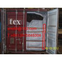 Quality 20ft PP Woven Dry Bulk Container liner for Copra , Easy to Install wholesale