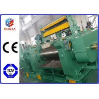Quality Rubber Open Mixer Rubber Processing Machine 35-60 Kg Per Time Feeding Capacity wholesale