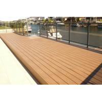 Quality Durable Non wpc/solid wood outdoor flooring wholesale