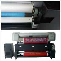 China Feather Flags Mimaki Digital Printing Machine For Sublimation Textile on sale
