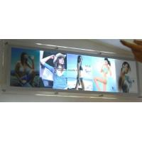 Quality 4 or 5 images advertising LED crystal light box CD-22 wholesale