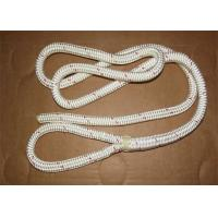 "Quality ANCHOR LINE DOCK LINE 1/2"" x 100' DOUBLE BRAID POLYESTER ROPE MADE IN CHINA wholesale"