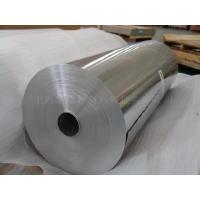 Buy cheap Heat Sealing Commercial Aluminum Foil Roll High Flexibility AA8011 Thickness 0 from wholesalers