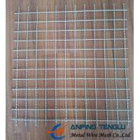 Quality Stainless Steel Single Intermediate Crimped Wire Mesh, 2 Mesh, 9-11mm Opening wholesale