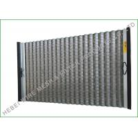 Buy cheap 3 Dimensional FLC 503 / 504 Pinnacle Shaker Screen Larger Screening Area from wholesalers