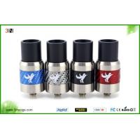 China Carbon Fiber Rebuildable Dripping Atomizer , 510 Thread CF Darkhorse Vaporizer on sale
