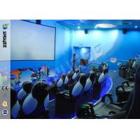 Quality Electric System 5D Movie Theater Cinema Equipment With Environment Special Effect wholesale