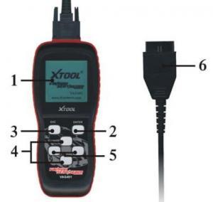 Quality Professional 401 Diagnositc Tool, OBDII Code Scanner for VW, AUDI, SEAT, SKODA wholesale