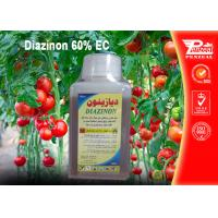 Quality Diazinon 60% EC Pest control insecticides 333-41-5 wholesale