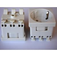Quality Multi Color Germany European Wall Plug , European Electrical Outlet 250VAC 16A wholesale