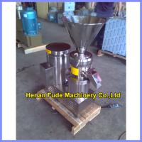 Quality Stainless steel Peanut butter making machine wholesale