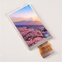 Quality 230Cd/M2 2.7 Inch 960x240 TFT LCD Resistive Touchscreen wholesale