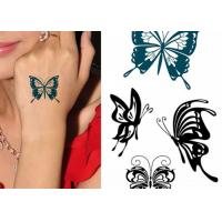 Buy cheap Kids Custom Design Temporary Fake Tattoo Stickers Removable Waterproof product