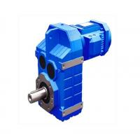 China F series Worm Gear Reducer Helical Bevel Geared Motors / Helical- Belvel on sale