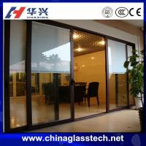 Quality CE Aluminum Profile Sliding Glass Door wholesale