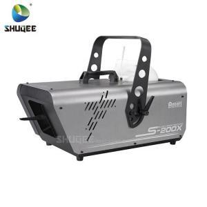 Quality 4D 5D 7D Special Effects Led Stage Fog Machine for Movie Theater wholesale