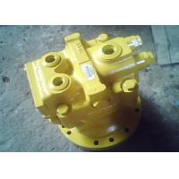 Quality Hyundai R60-7 Excavator Hydraulic Swing Motor SM60-01 Yellow 70Kgs Net Weight wholesale