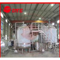 Quality Steam Stainless Steel Beer Microbrewery Equipment 100L - 5000L wholesale