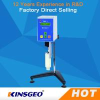 Quality High Accuracy Viscosity Measurement Tools , Viscosity Measurement Device wholesale