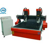 Quality Factory Price 4x8ft Wood CNC Router Machine For Sale At Low Price With 2 Heads wholesale