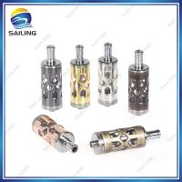 China Rebuildable  Glass  tank NEW G50 Hallow Covered Atomizer for Ecigarette on sale