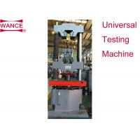 Quality Bolts Nuts Wedge Loading Proof Hydraulic Load Testing Machine 1000Hz Frequency wholesale