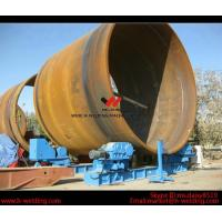 Cheap Bolt-adjustable Welding Turning Rolls Tank Roller 100Ton For Vessel Seam Welding for sale