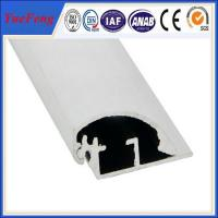 Cheap Best Prices Aluminum Poster Clip Extrusion Profile