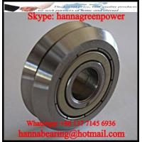 Buy cheap RM1ZZ V Groove Guide Track Roller Bearing 4.763x19.56x7.87mm from wholesalers