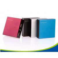 China Hot selling 4400mah portable power bank for Iphone, Ipad, Samsung, MP3, MP4, GPS and mobile phones on sale
