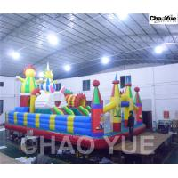 Quality The hottest inflatable fun city (CYFC-08) wholesale