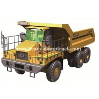 Quality Rated load 72 tons Off road Mining Dump Truck Tipper  353kW engine power drive 6x4 with 36m3 body cargo Volume wholesale
