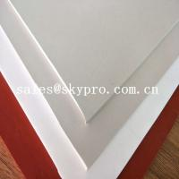 Quality Food Grade Soft Customized Latex Rubber Sheet Odorless Rubber Sheeting Roll wholesale