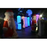 China Rent Waterproof Blow Up Advertising Inflatable Led Light For Party on sale