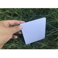 Quality White 5mm Close Cell PVC Free Foam Board Lightweight For Exhibits Display wholesale