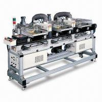 China CD Screen Printing Machine with Fully Automatic Operation on sale