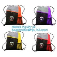 Quality New Arrived Hot Selling Polyester Tote Bag,Plastic ball design cheap custom shopping foldable polyester bags bagplastics wholesale