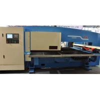 Buy cheap High Efficiency Auto index CNC turret punching machine 1250x2500 from wholesalers