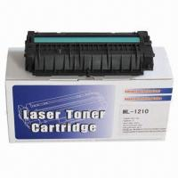 China Compatible Black Printer Toner Cartridge for Samsung ML-1210 on sale