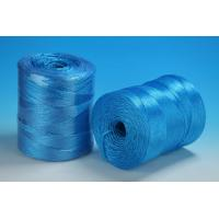 Quality 1 - 5 Mm 1 / 2 Strand Fibrillated Polypropylene Twisted Twine Rope For Agriculture wholesale