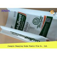 Quality Form Fill Seal Heavy Duty Side Gusseted Plastic High Strength Anti-aging Bags wholesale