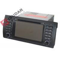 Cheap Android 7.1.1 BMW E39 Android Head Unit , BMW Car Dvd Player Support DTV for sale