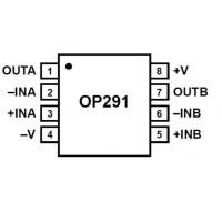 Quality OP291GSZ ADI 16+ SOP NEW and ORIGIONAL (Micropower Single-Supply RRIO Dual Op Amp) wholesale