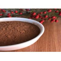 Quality OEM 25kg HALAL Alkalized Cocoa Powder With Natural Cocoa Smell Odour And Taste wholesale
