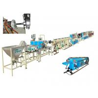 Quality Water-saving Round drip irrigation pipe production line / Machine With Single Screw  Extruder wholesale
