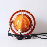 Quality Warehouse Explosion Proof LED Lights Heat Sinking Design Yellow Color wholesale