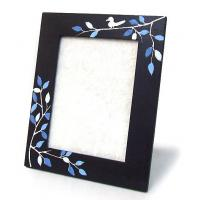 Cheap Bone, Horn, Coco, Pine Wood Photo Frame for sale