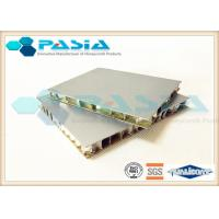 Quality Mill Finished Honeycomb Door Panels , Curved Honeycomb Panels Thermal Insulation wholesale