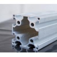 Quality Customized 6060 T Slot Aluminium Industrial Profile With Anodizing Finish wholesale