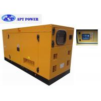 China 30kW / 33kW Cummins Diesel Generator Couple with Mecc Alte Brushless Alternator on sale